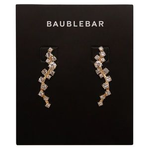 BAUBLEBAR diamond crawler earrings